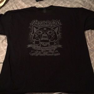 Aggretsuko loot crate shirt
